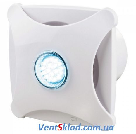 Вытяжка для ванной до 164 м3/час Вентс 125 Х стар
