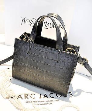 Модные сумки под крокодил, фото 2