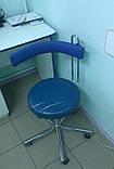 Перетяжка крісла в стоматологічному кабінеті, фото 2