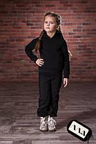 МА1071 Детский спортивный костюм на флисе , фото 2