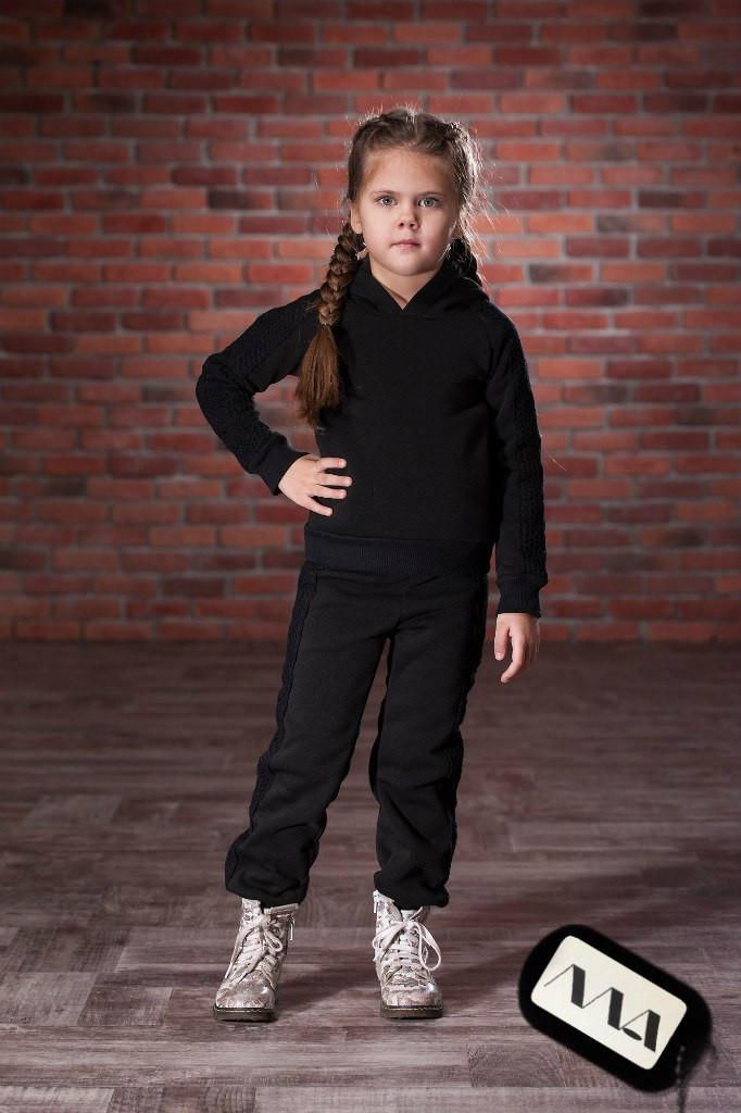 МА1071 Детский спортивный костюм на флисе