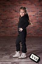 МА1071 Детский спортивный костюм на флисе , фото 3