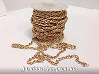 Декоративная металлическая цепь