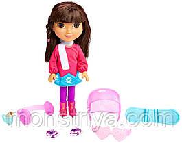 Кукла Даша Dora and friends с акссесуарами fisher-price