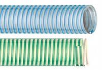 Шланг из пластичного ПВХ,  армированный усиливающей спиралью GARDEN / серия 008
