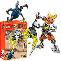 """Конструктор Bionicle 706-2 """"Страж камня"""", 64 дет"""