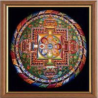 Лечебная буддийская мандала