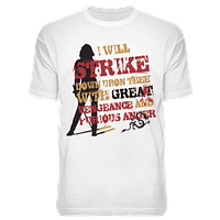 "Футболка ""I Will Strike"""