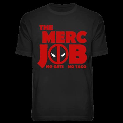 "Футболка ""Merc Job"""