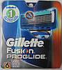 Леза Gillette Fusion Proglide Manual, 6 Count Cartridge