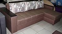 Угловой диван Фаворит 2.55 на 1.55
