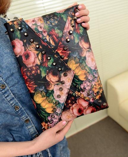 Сказочный клатч-конверт