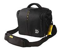 Фото сумка Nikon D противоударная, чехол никон + дождевик ( код: IBF001B )