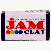Пластика Jam Clay ЧЕРНЫЙ 20 г