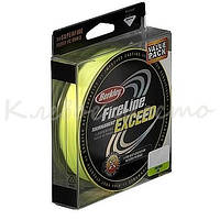 Шнур Berkley Fireline Exceed  Green 110M, 0.12MM