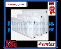 Emtas стальной панельный радиатор тип 11 500х1500