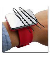 Магнитный браслет на руку для шпилек/невидимок