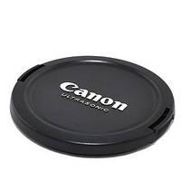 Крышка для объектива Canon 58мм E-58U (ULTRASONIC), фото 1