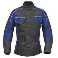 Roleff Reno Black/Blue, XS Мотокуртка текстильная