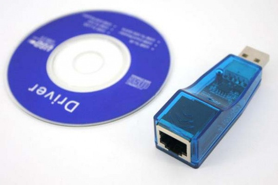 Сетевая карта USB Ethernet RJ45