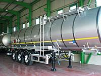 Цистерна для перевозки нефти