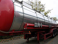 Цистерна для светлых нефтепродуктов