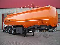 Производство цистерн для перевозки нефтепродуктов