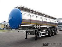 Железнодорожная цистерна для нефтепродуктов
