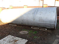 Резервуар горизонтальный стальной