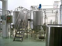 Резервуары стальные вертикальные для нефтепродуктов
