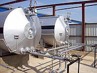 Вертикальные цилиндрические резервуары