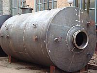 Сооружение резервуара
