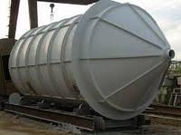 Резервуары для воды стальные