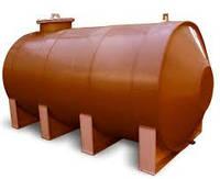 Емкости для топлива металлические