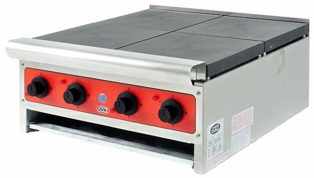 Плита электрическая настольная 4 конф. RE4-24 CustomHeat
