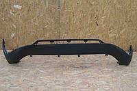 Накладка бампера переднего (нижняя часть) Киа Спортейдж Kia Sportage 2010-2014, фото 1