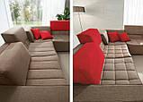 Модульный диван с подъемной спинкой Cozy фабрика Felis (Италия), фото 4