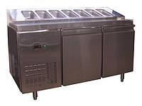 Стол холодильный (саладетта) CCPZ-1500 Customcool