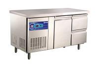 Стол холодильный 1 дверь+2ящика CCТ-2DR Customcool