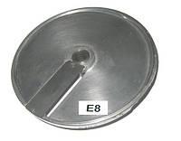Диск для овощерезки E8 GAM