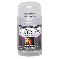 Натуральный дезодорант Кристалл для мужчин (стик), 120 г (Таиланд/США)