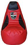 Кресло мешок пуф КОМФОРТ бескаркасная мебель, фото 6