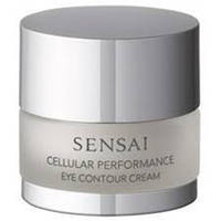 TESTER Kanebo восстанавливающий крем для контура глаз Sensai Cellular Performance Eye Contour Cream 15ml