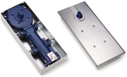 Напольный доводчик NHN-650