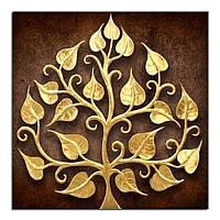 """Набор алмазной вышивки (мозаики) """"Дерево - любви и счастья"""""""
