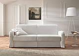 Італійський диван розкладний з шириною спального місця 160 см Janis фабрика Felis, фото 2