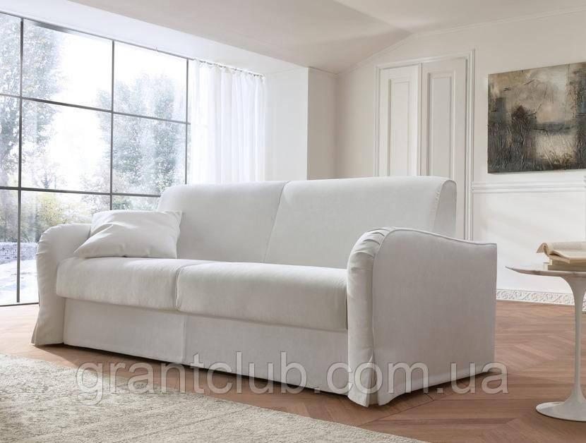 Італійський диван розкладний з шириною спального місця 160 см Janis фабрика Felis