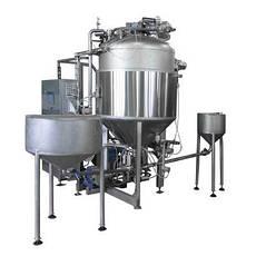 Оборудование для переработки молока, производства молокопродуктов