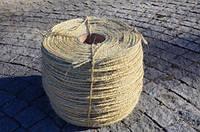 Канат сизалевый 12 мм, веревка., фото 1
