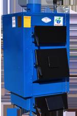 Твердотопливный котел Идмар УКС-13 кВт + блок управления и вентилятор